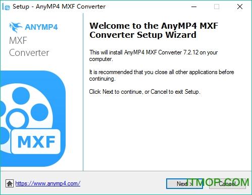 AnyMP4 MXF Converter破解版