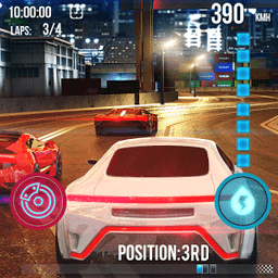 ���پ���������޽�Ұ�(High Speed Race)