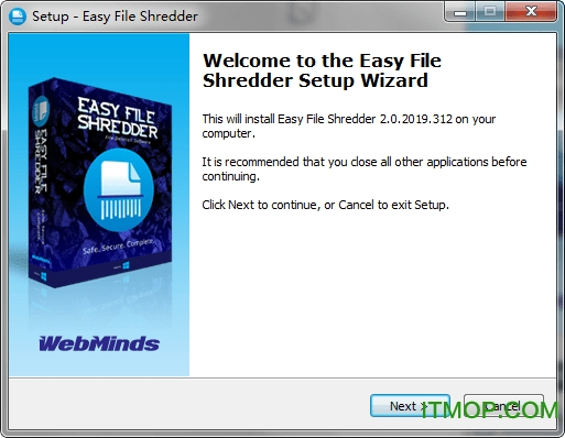 Easy File Shredder免费版