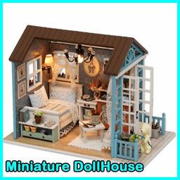 微型玩具屋游戏(Miniature Dollhouse)