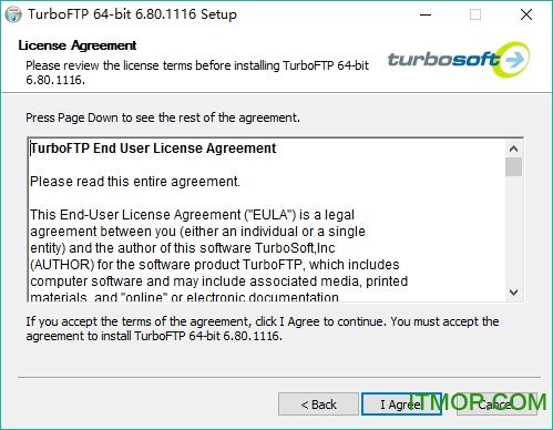 TurboFTP中文破解版