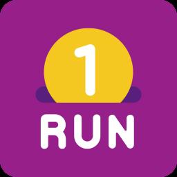 一块跑app