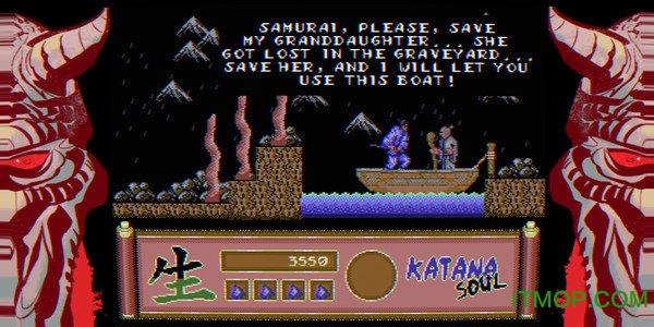 fc武士魂手游(Katana Soul) v1.0 安卓版 1