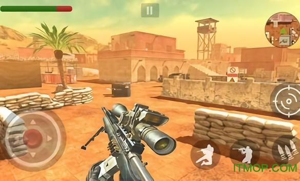 FPS反击游戏手游