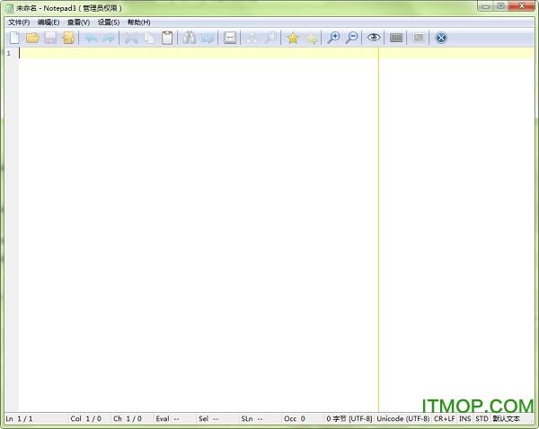 Notepad3(高�文本��器) v5.20.915.1 �G色版 0