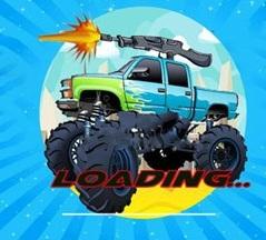 怪物卡车枪(Monster Truck gun)