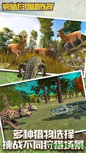 鳄鱼狩猎模拟器 v1.0 安卓版 0