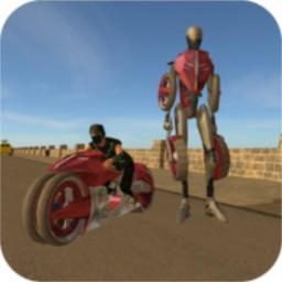 摩托��C器�b(Moto Robot)