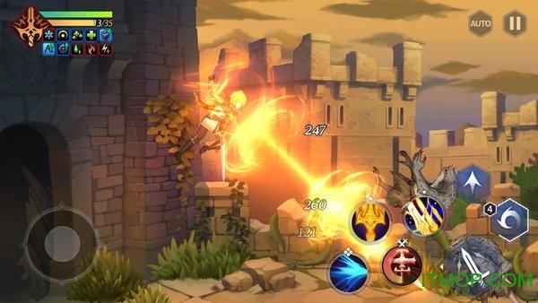 nexon手游Magia: Charma Saga v1.0.0 安卓最新版 0