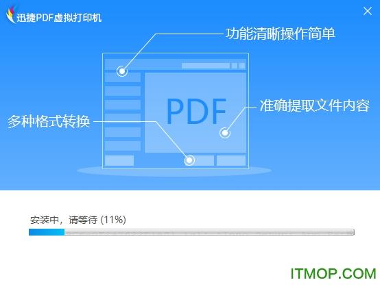 迅捷PDF虚拟打印机破解版下载