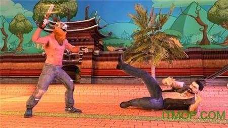 街头战士传说(legend of gangster fighter) v1.0 安卓版 1
