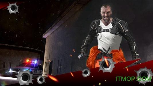 监狱逃脱生存任务游戏