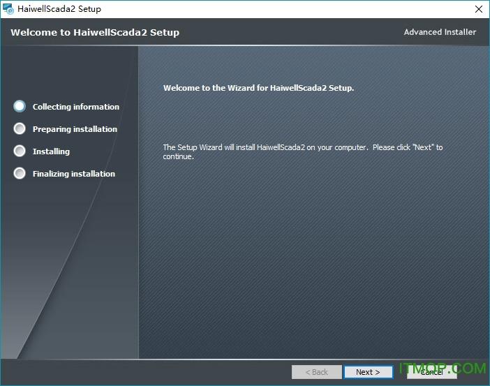 海为组态软件(Haiwell SCADA) v2.0.11.0 官方版 0