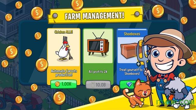 农业帝国(Idle Farming) v1.13.0 安卓版 2
