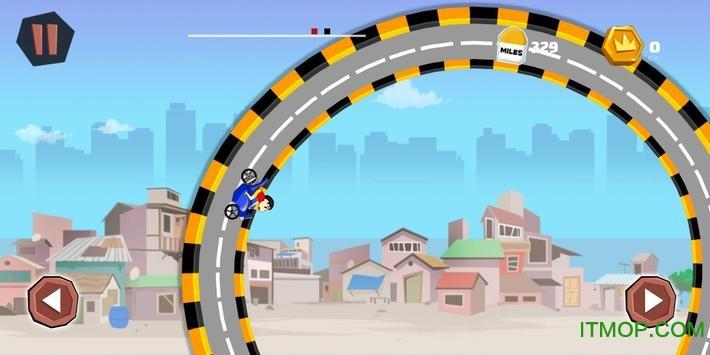 自行车赛(Shin Bike Racing) v1.0 安卓版 2