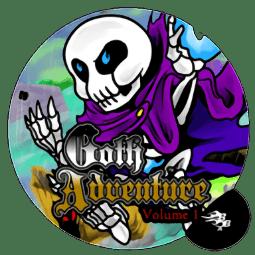 哥特冒险第一卷中文版(Goth Adventure Volume 1)