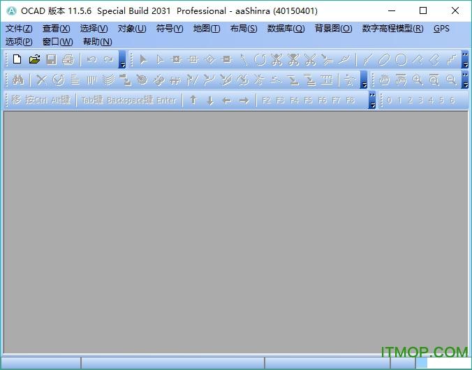 OCAD软件