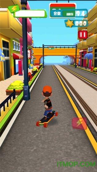 滑板英雄跑酷 v1.1.2 安卓版 0