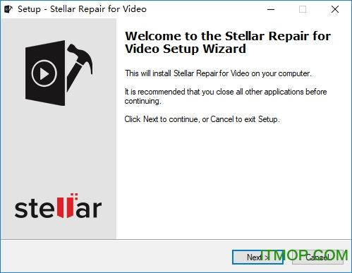 Stellar Repair for Video软件