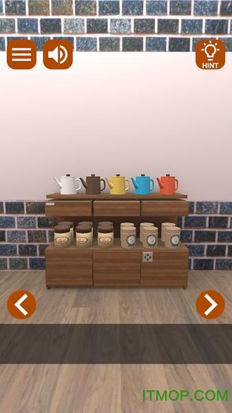充满咖啡香气的房间(My favorite getaway) v1.0.1 安卓版 3