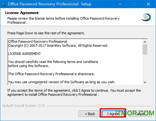 AOPR office password破解版