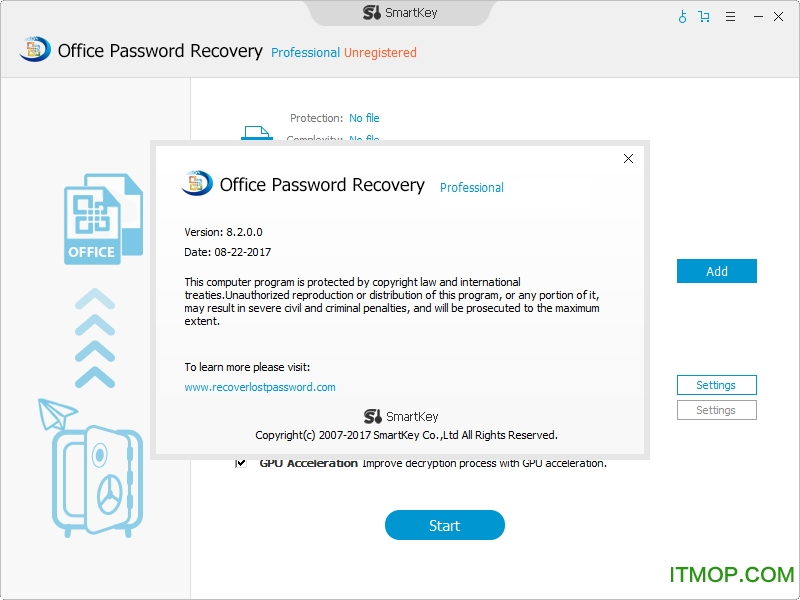 Advanced Office Password Recovery Pro v8.2.0.0 注�云平獍� 0
