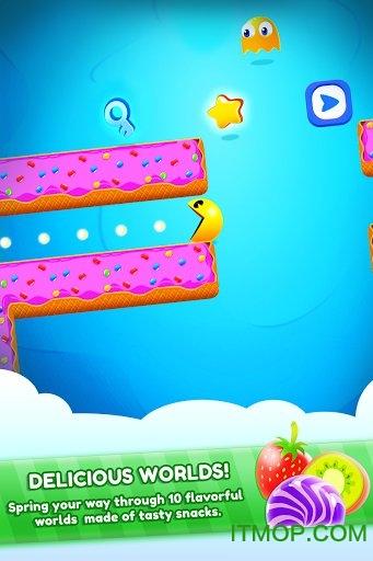 吃豆人弹跳(PAC MAN Bounce) v2.1 安卓版 1