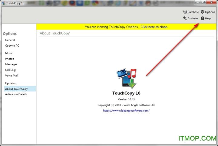 touchcopy破解版