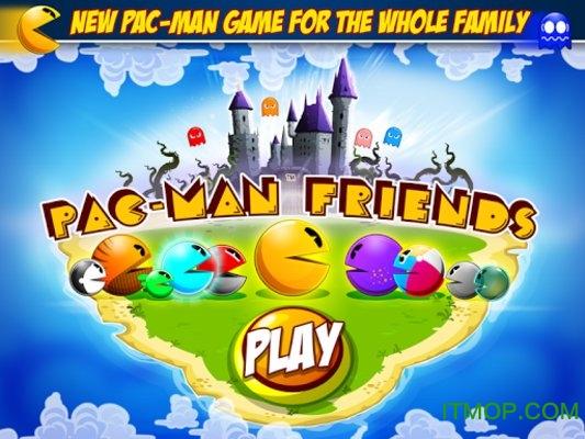 吃豆人与朋友(PAC MAN Friends) v1.0.2 安卓版 0