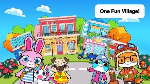 小镇大街宠物村庄(Main Street Pets Village) v1.2 安卓版 0