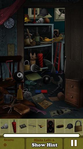隐藏物品之鬼屋(Hidden Object Haunted House) v1.0.49 安卓版 1