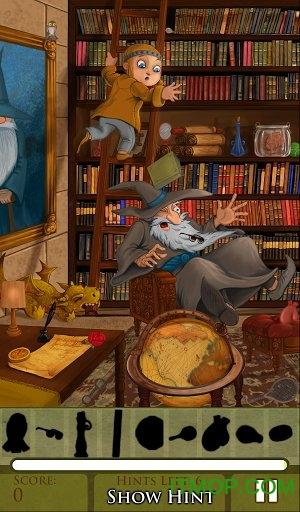 隐藏物品之巫师学校(Hidden Object Wizard School) v1.1.27 安卓版 1