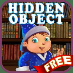 隐藏物品之巫师学校(Hidden Object Wizard School)