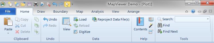 MapViewer中文版