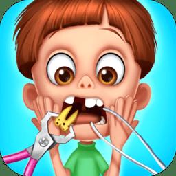 天才宝宝牙医游戏2