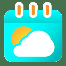 每日天气温馨提示软件带表情v1.0 安卓版