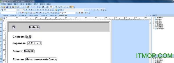 Codesoft(条码标签打印软件) v10.0 中文免费版 0