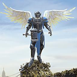 天使超�英雄