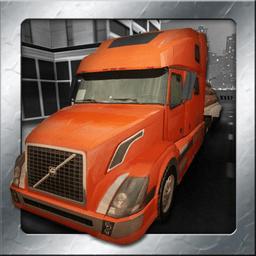 卡�停�3d豪�A版(Parking Truck 3D)