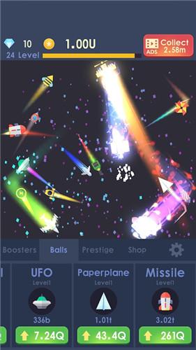 放置火箭(Idle Rocket) v1.0.6 安卓版 1