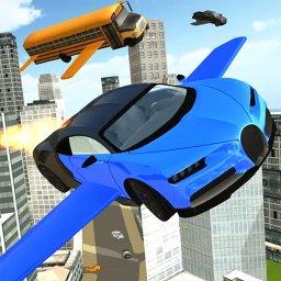 城市空中飞车