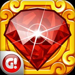 钻石闪耀游戏(Diamonds Blaze)