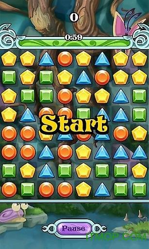 钻石闪耀游戏(Diamonds Blaze) v1.0.9 安卓版 0