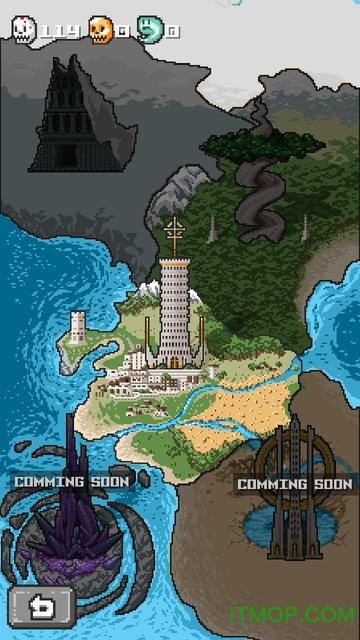 魔塔破坏者内购破解版(Tower Breaker) v1.13 安卓无限灵魂中文版 0