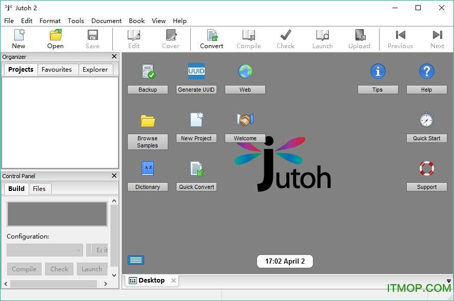 Anthemion Jutoh(电子书制作软件) v2.86.10 32/64位破解版 8