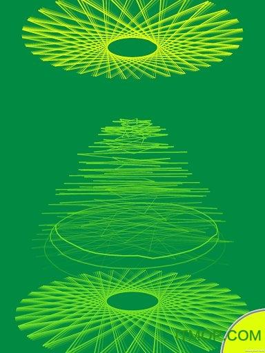 螺旋画板(Spirographics) v1.0.1 安卓版 1