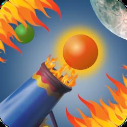 炮弹爆炸(Canon Ball Blast)