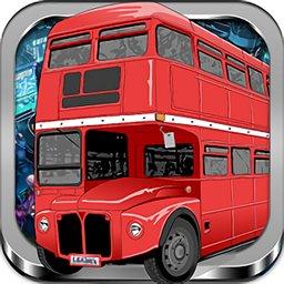 城市模�M巴士