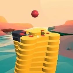 堆栈球下落(Stack ball fall)