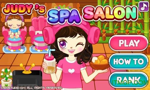 朱迪的美容店小游戏(Judys Spa Salon) v1.05 安卓版 0